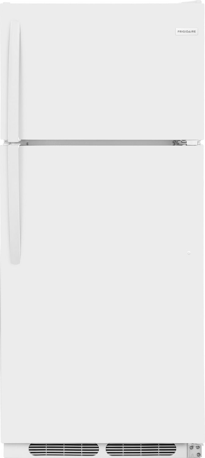 Frigidaire White Top-Freezer Refrigerator (16 Cu. Ft.) - FFTR1621TW