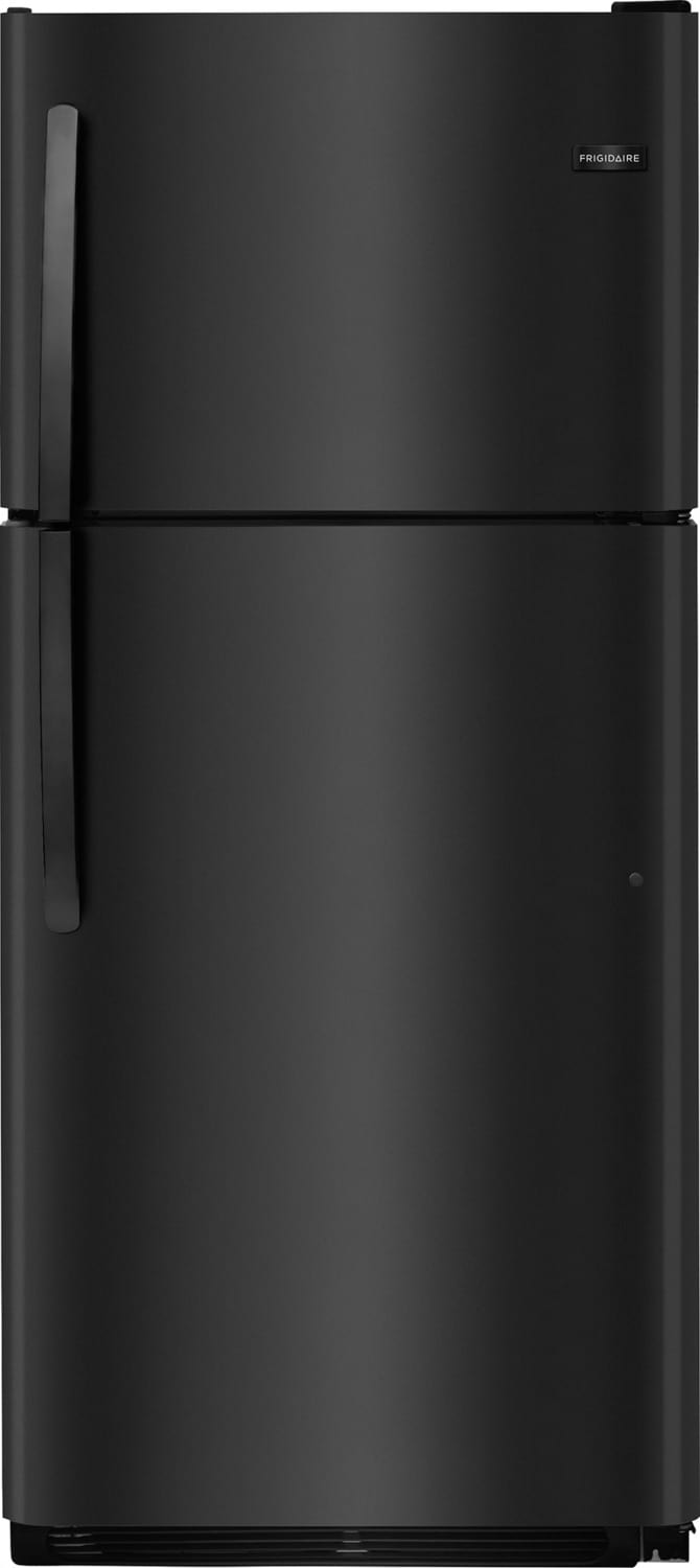 Frigidaire Black Top-Freezer Refrigerator (20 Cu. Ft.) - FFTR2021TB