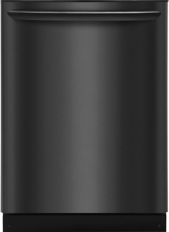 "Frigidaire Gallery Black Stainless Steel 24"" Dishwasher - FGID2466QD"