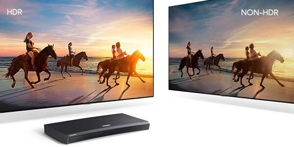 UHD Blu-ray upscaling