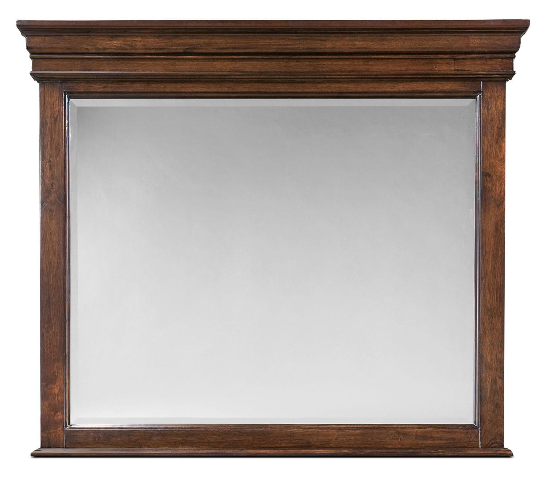 Chambre à coucher - Miroir Bridgeport