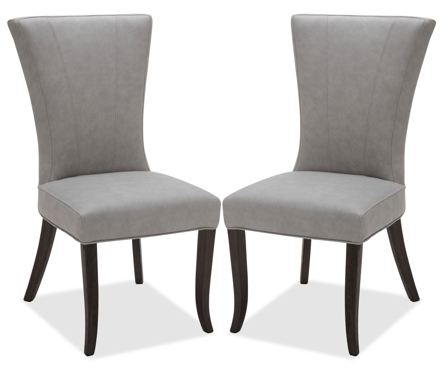 Bree Dining Chair, Set of 2 – Taupe