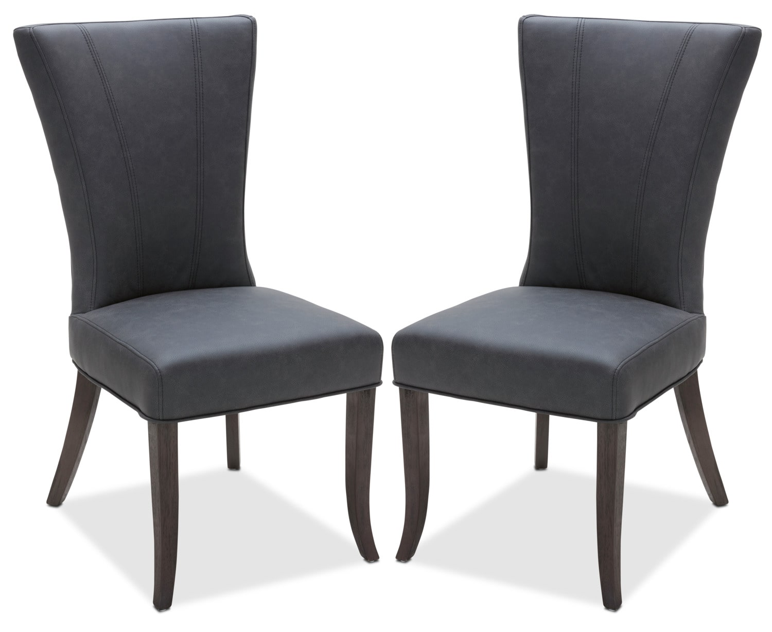Bree Dining Chair, Set of 2 – Grey