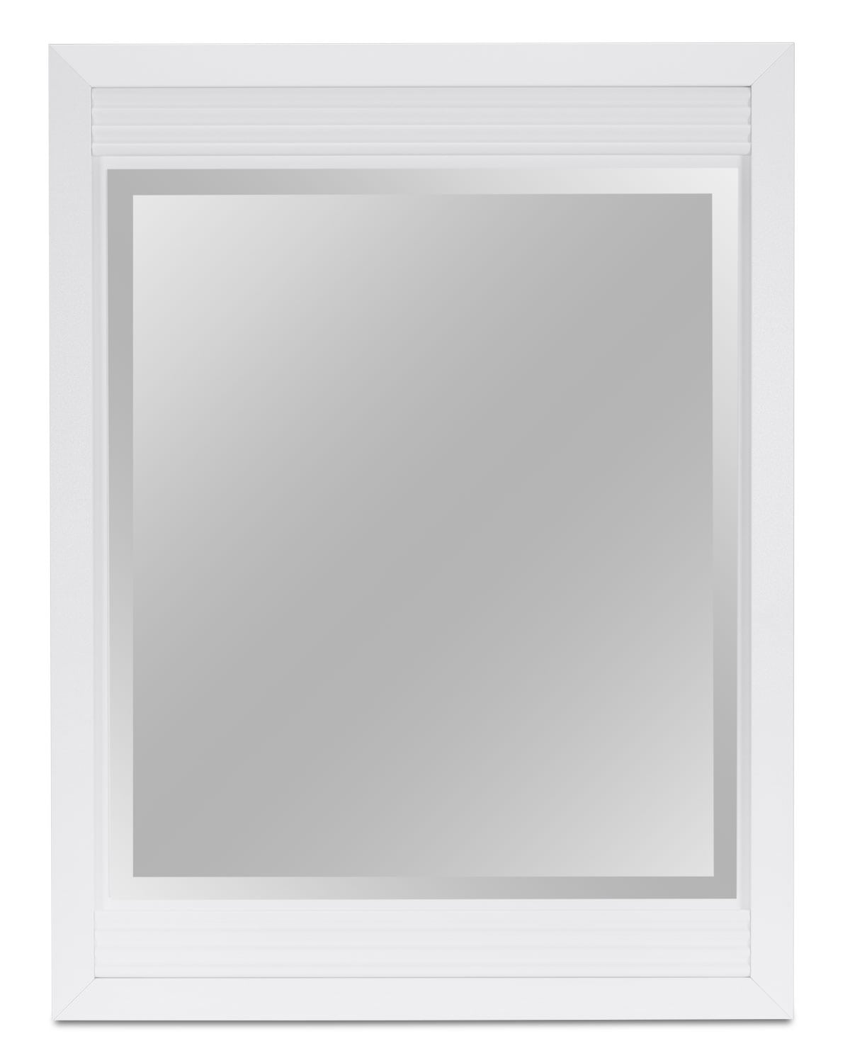 Bedroom Furniture - Olivia Mirror – White