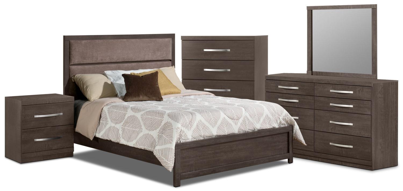 Willowdale Queen 7-Piece Bedroom Package
