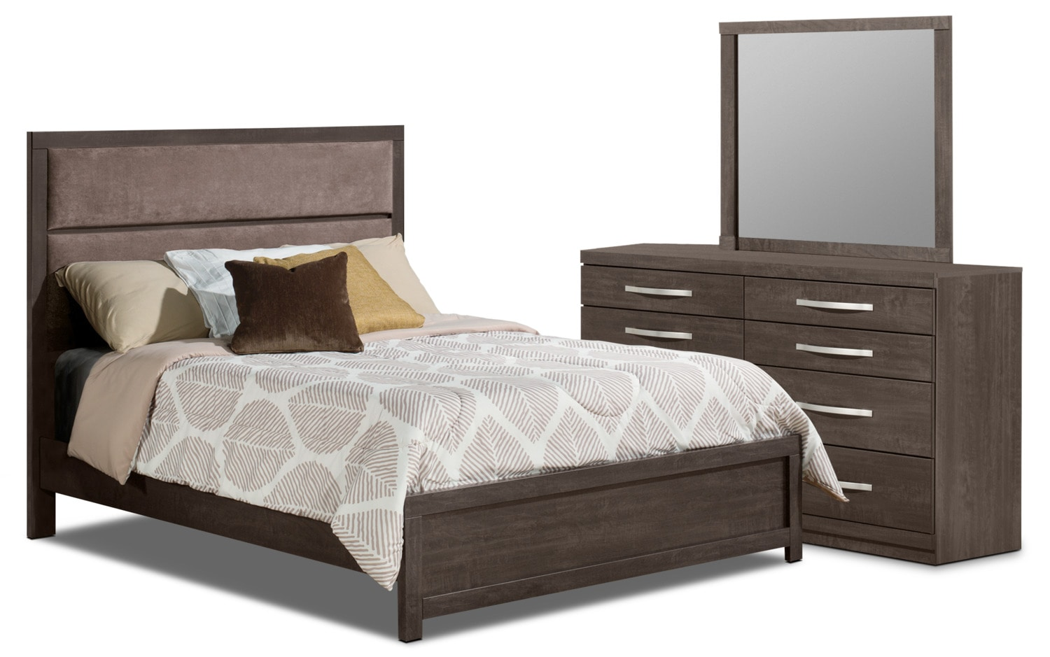 Willowdale Queen 5-Piece Bedroom Package