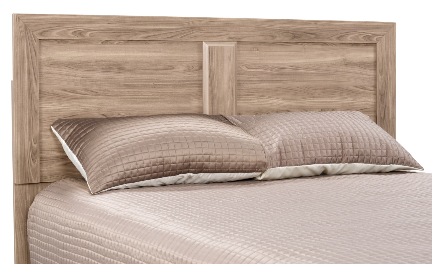 Yorkdale light king panel headboard the brick for London bedroom set with lighted headboard