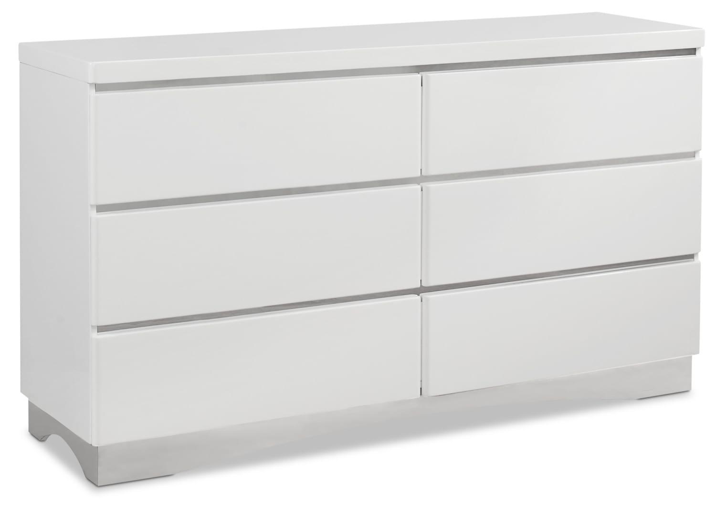 Stanton Dresser – White