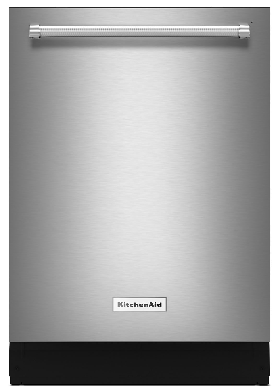 "KitchenAid Stainless Steel 24"" Dishwasher – KDTE234GPS"