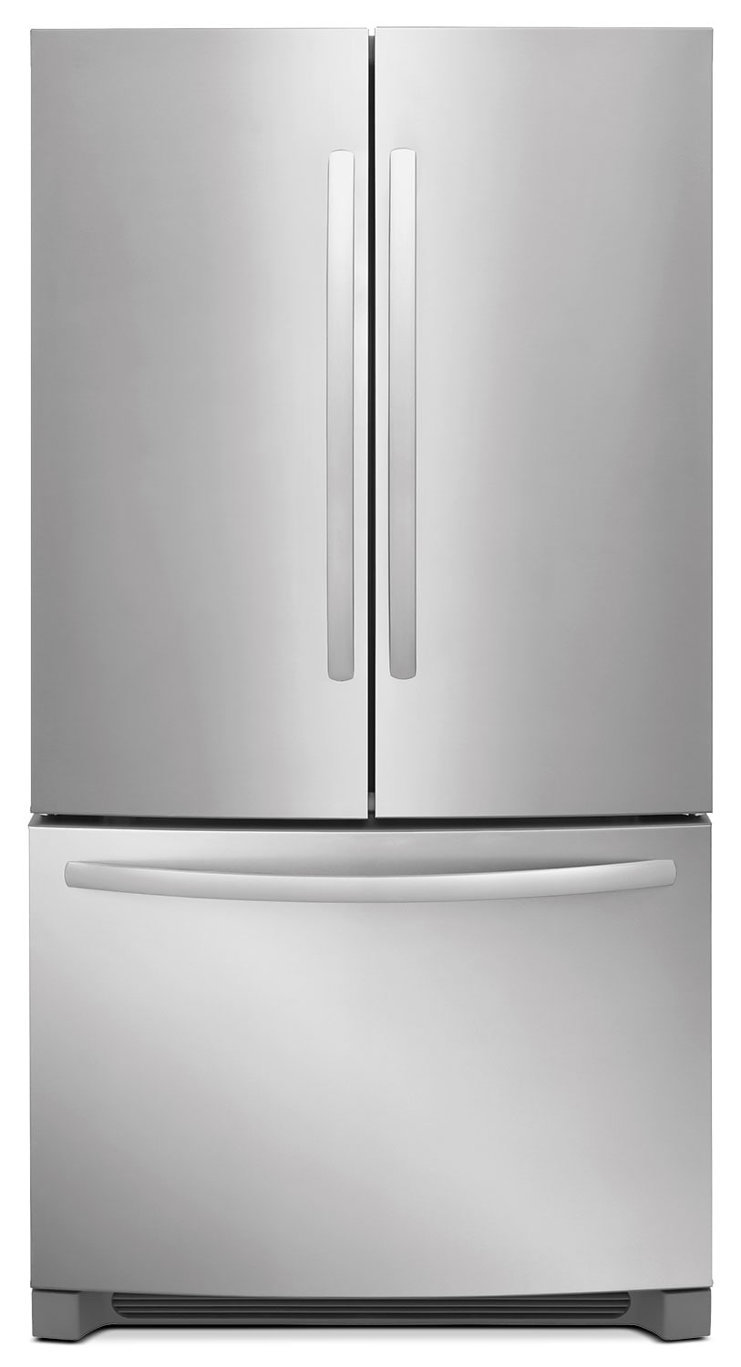Frigidaire 27.6 Cu. Ft. French-Door Refrigerator – FFHN2750TS
