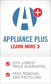 APPLIANCE PLUS - LEARN MORE