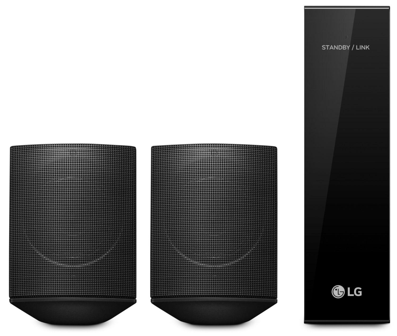 LG 2.0-Channel SPJ4-S Soundbar Wireless Rear Speaker Kit