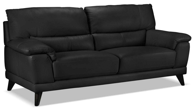 Braylon Sofa - Classic Black