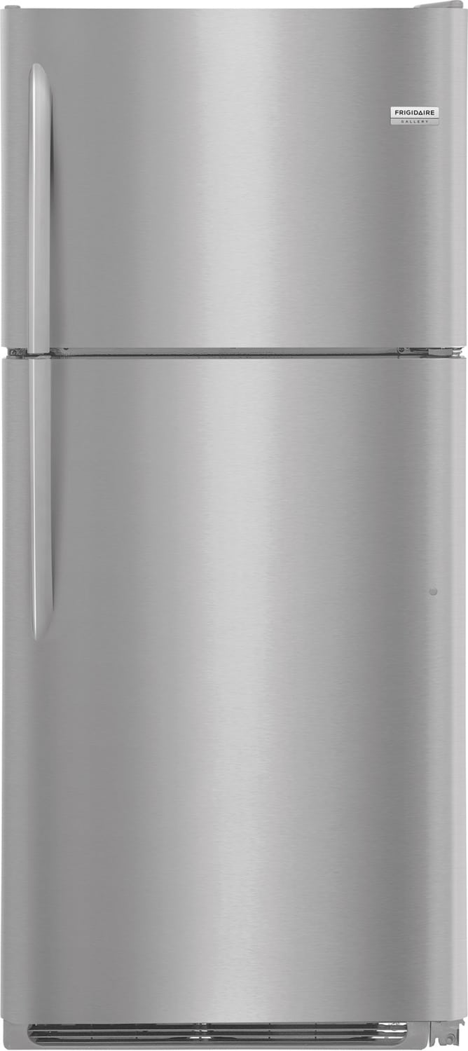 Frigidaire Gallery Stainless Steel Top-Freezer Refrigerator (20.4 Cu. Ft.) - FGTR2037TF