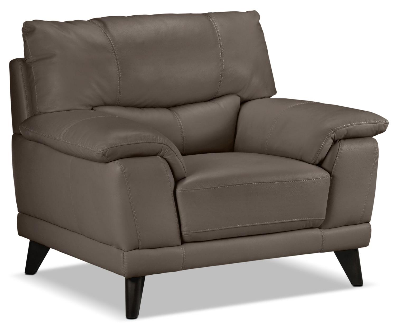 Braylon Chair - African Grey