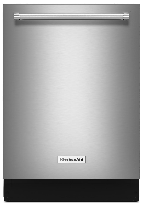 KitchenAid Dishwasher with ProDry™ System and PrintShield™ Finish – KDTE334GPS