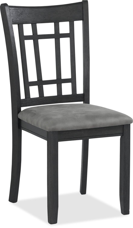 Desi Dining Chair – Grey