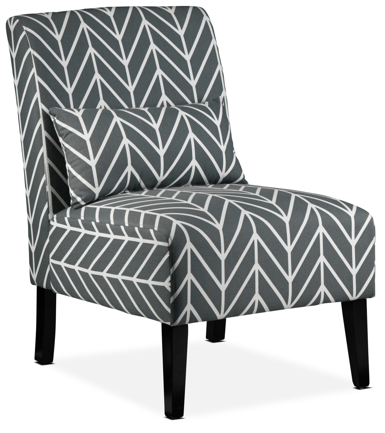 Santos Accent Chair - Grey