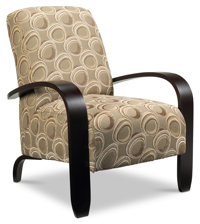 Living Room Furniture - Maravu Accent Chair - Multi