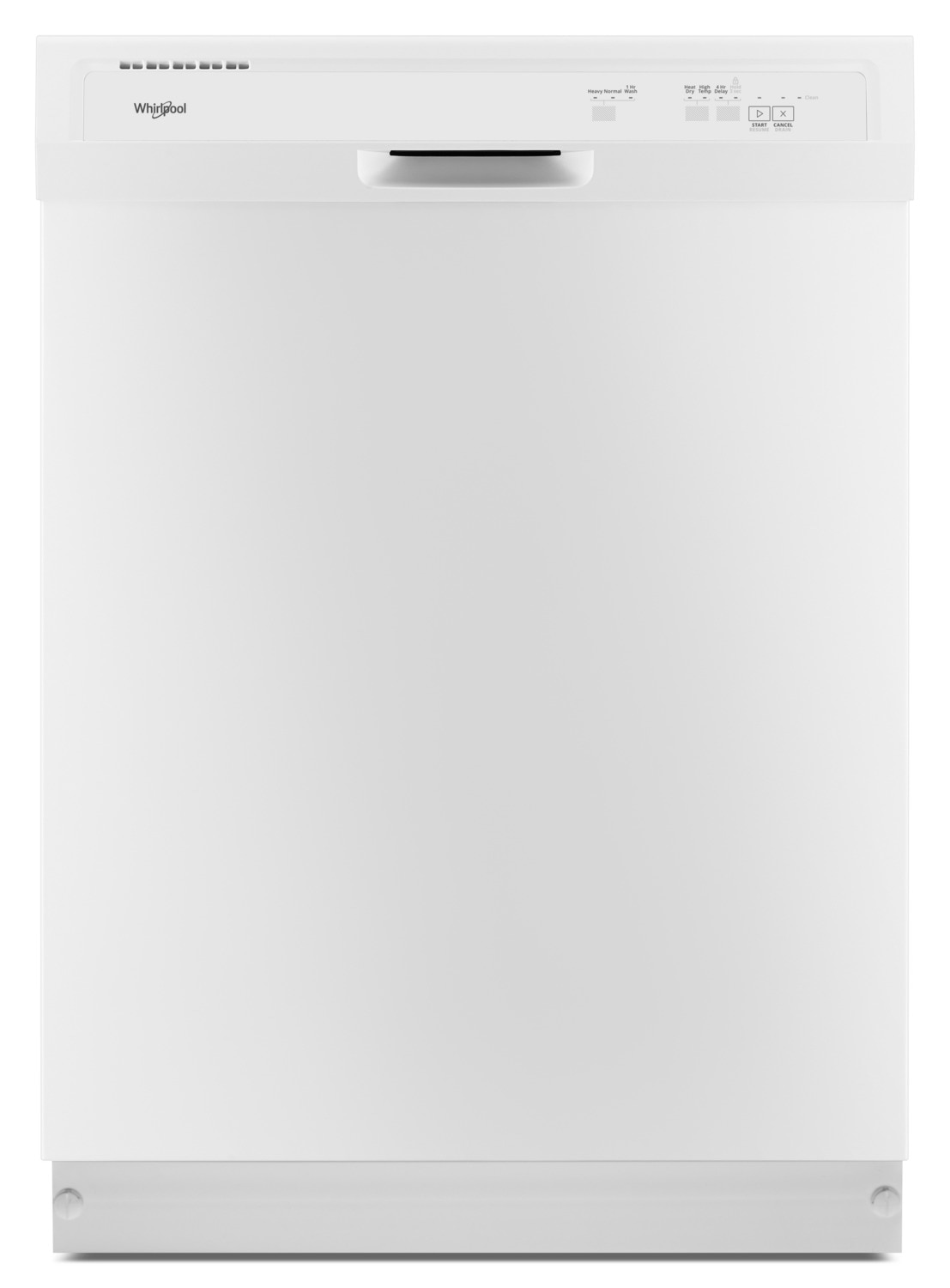 Whirlpool® Heavy-Duty Dishwasher with One-Hour Wash Cycle – WDF330PAHW