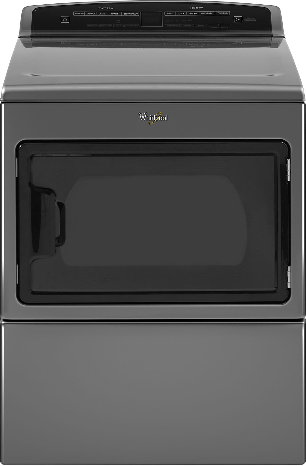 Whirlpool 7.4 Cu. Ft. Large Capacity Electric Dryer – YWED7500GC