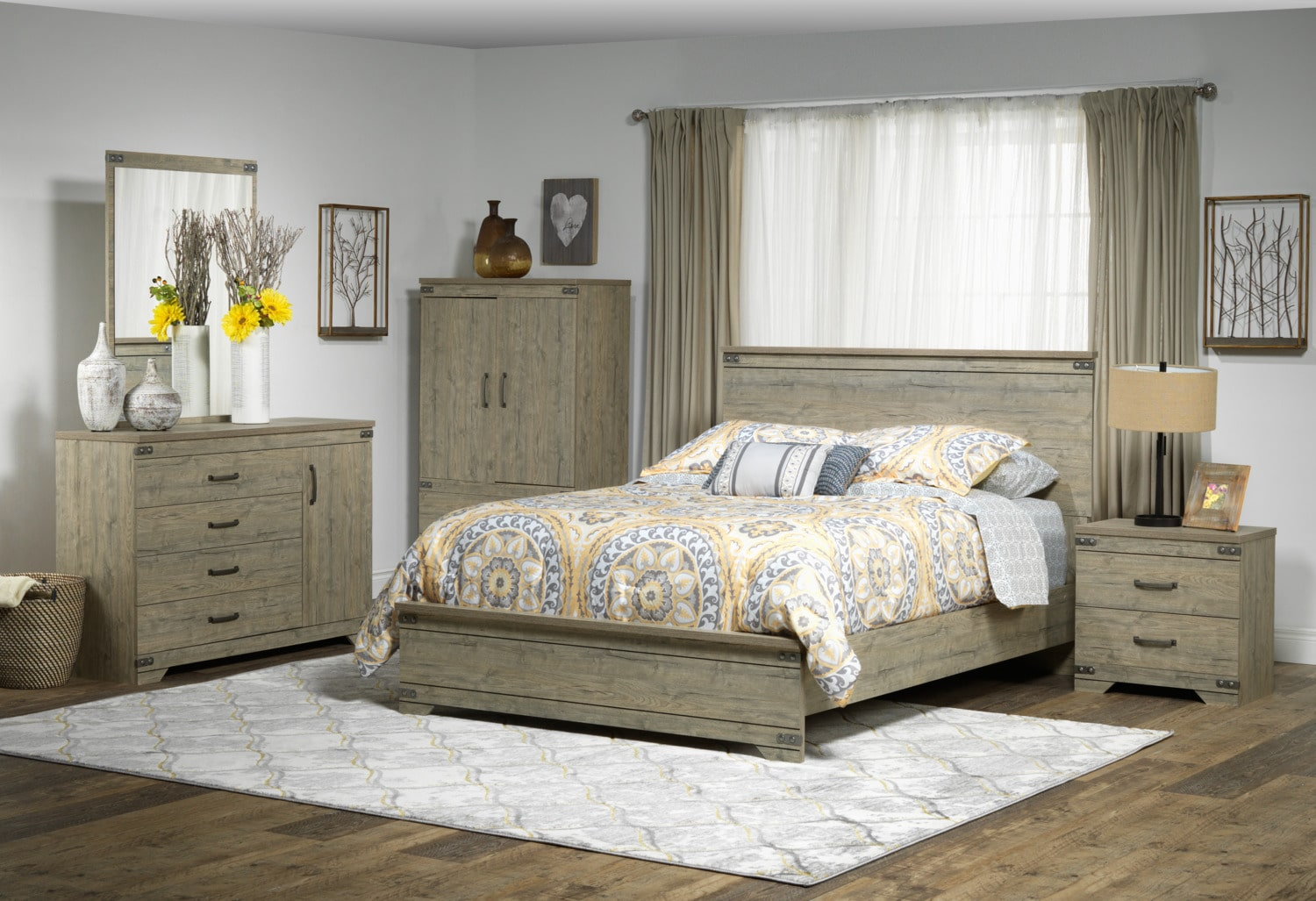 The Gramado Collection - Weathered Oak