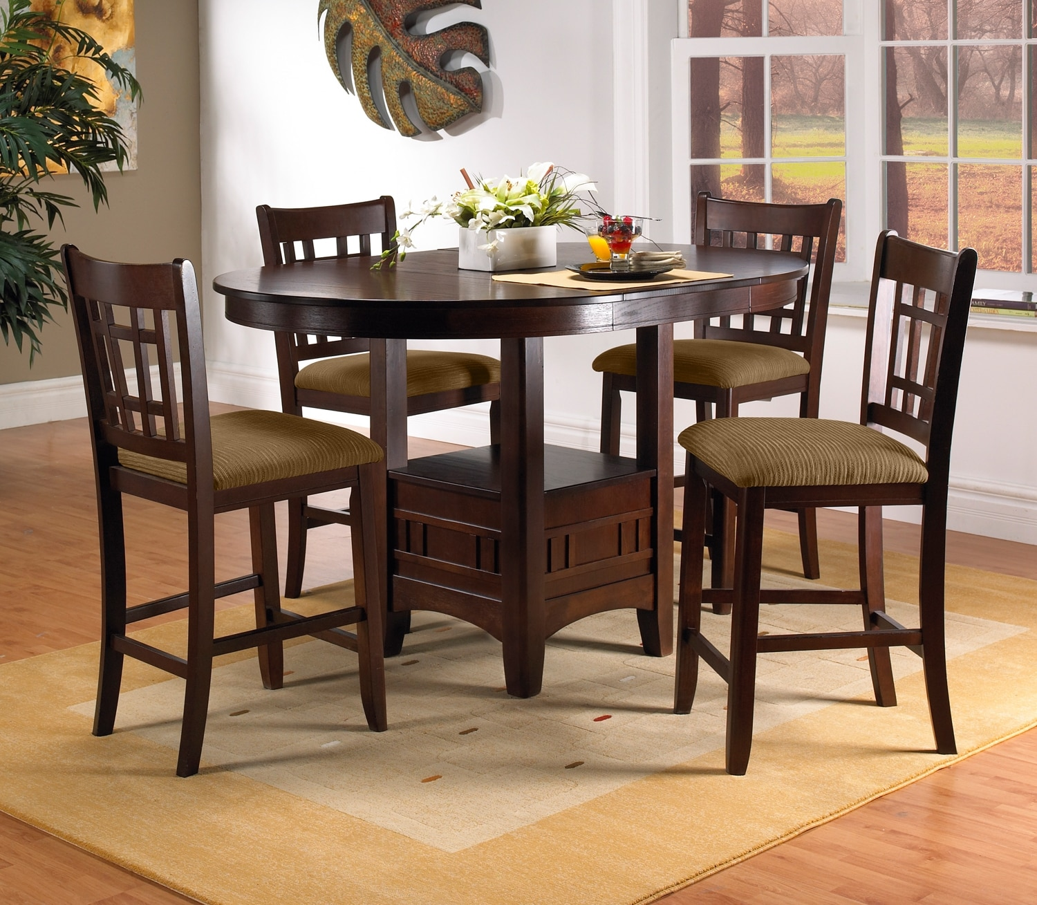 Casual Dining Room Furniture The Brighton II Collection Brighton II