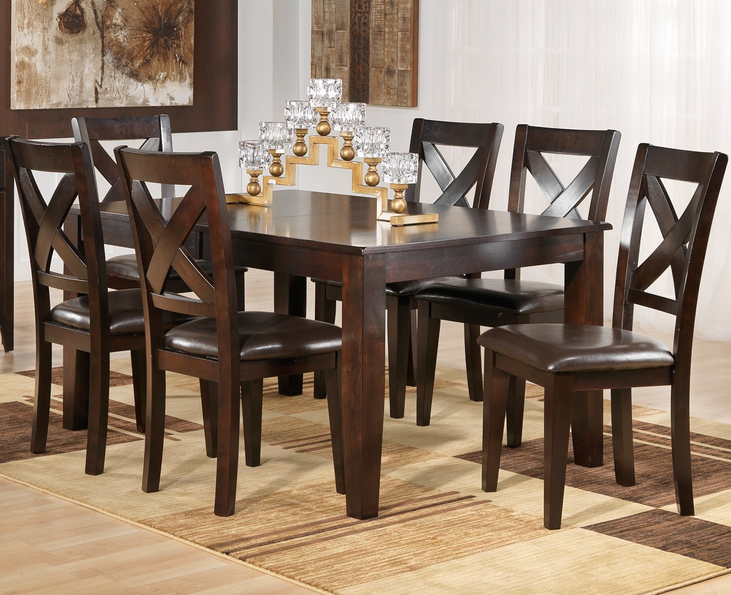 The latest trend in kitchen table sets leons kitchen for Latest trends in dining table sets