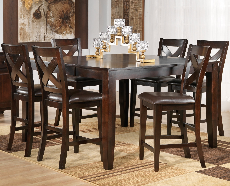 Charming Pub Dining Room Sets Pub Dining Room Chairs Decor