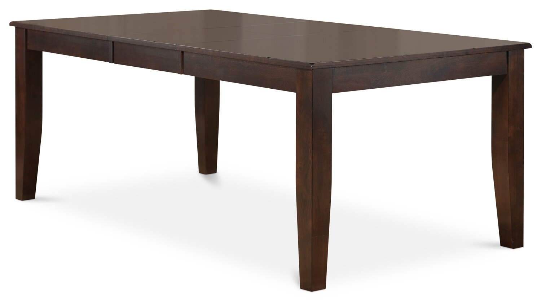 Dining Room Furniture - Soho Table - Espresso