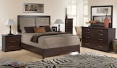 Bedroom Furniture - The Sherwood Collection
