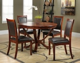Casual Dining Room Furniture - The Contessa Collection