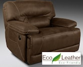 Power Recliner, www.furniture.com, The Polo Leather Collection