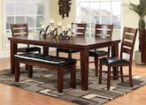 Casual Dining Room Furniture - The Mayfield Collection