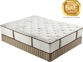 "Mattresses and Bedding-Estate Collection ""M"" Series Ultra Firm King Mattress/Boxspring Set"