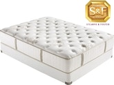 "Mattresses and Bedding-""P"" Series Luxury Firm Queen Mattress/Boxspring Set"
