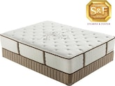 "Mattresses and Bedding-Luxury Estate ""L"" Series Ultra Firm King Mattress/Boxspring Set"