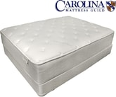 Mattresses and Bedding-Hotel Supreme Plush Full Mattress/Boxspring Set