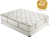 "Mattresses and Bedding-""P"" Series Ultra Firm Queen Mattress/Boxspring Set"