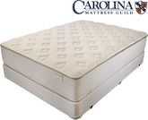 Mattresses and Bedding-Hotel Supreme Firm Full Mattress/Boxspring Set