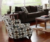 Living room set, www.furniture.com, The Demi Collection