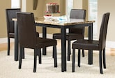 Dining Room Furniture-The Keystone Collection-Keystone Table