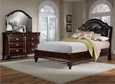 Bedroom Furniture-Dover 5 Pc. Queen Bedroom