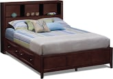 Bedroom Furniture-Clarion King Wall Bed