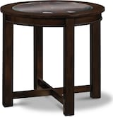 Accent and Occasional Furniture-Intervale End Table