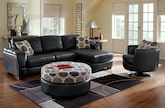 New Dining Room Collection - Furniture.com - Studio II Sleeper Sectional