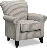 Living Room Furniture-Colette Accent Chair