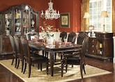 New Dining Room - Furniture.com - The Monte Carlo Dining Room Collectionving Room Furniture