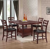 New Dining Room - Furniture.com - The Melissa Casual Dining Room Collectionving Room Furniture
