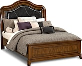 Bedroom Furniture-Emory Queen Bed